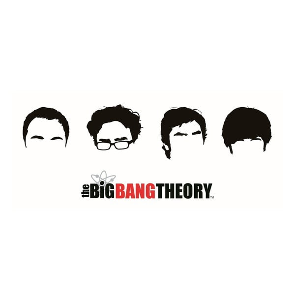 Hrnek Big Bang Theory Hair