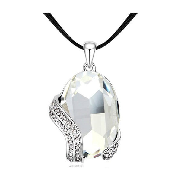 Náhrdelník s krištáľmi Swarovski Elements Crystals Cosette