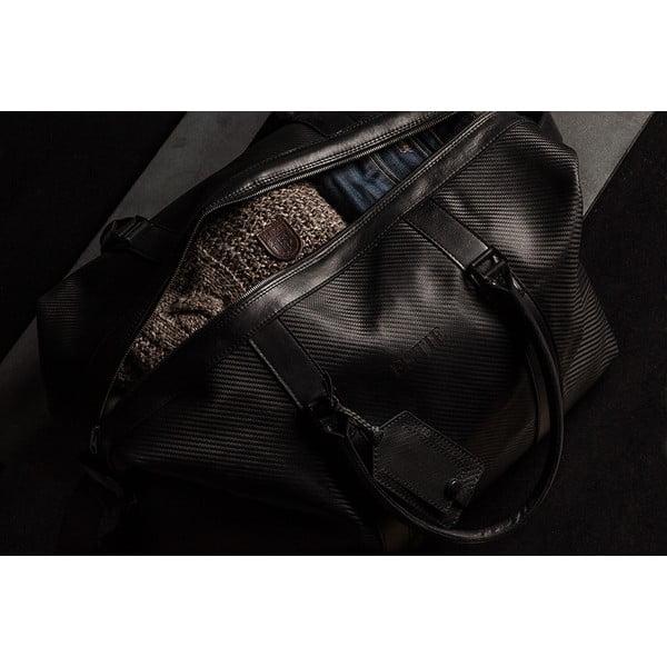 Pánská cestovní taška z pravé kůže Éstie