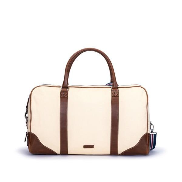 Cestovní taška Avi-8, světlá