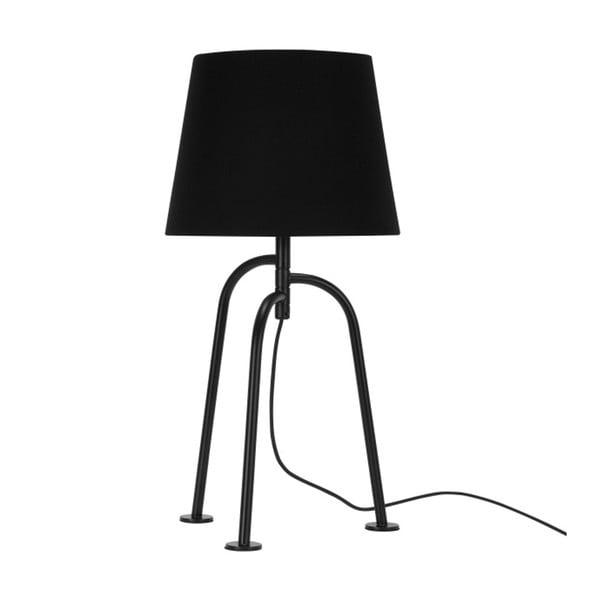 Černá stolní lampa Garageeight Jay