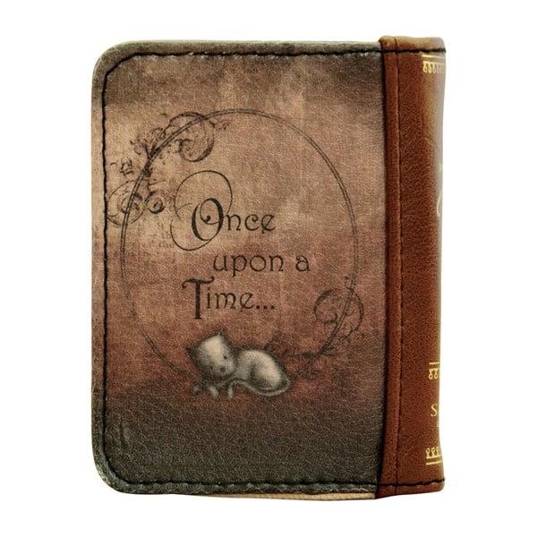 Peněženka na mince Gorjuss Ruby, 7 x 8,7 cm