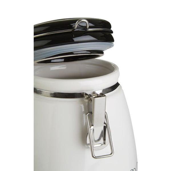 Dóza na čaj Premier Housewares Heartlines, 850 ml