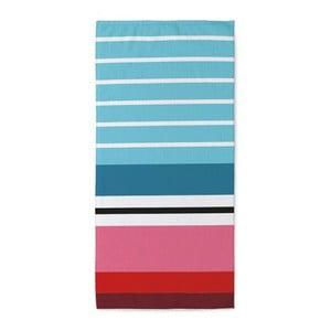 Ručník Remember Stripes Blue, 50x100cm