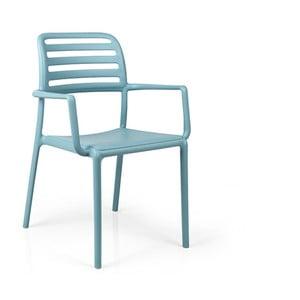 Židle Costa Celeste, světle modrá