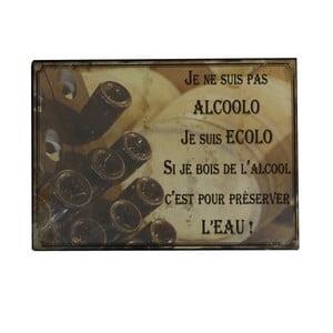 Tăbliță Antic Line Alcoolo
