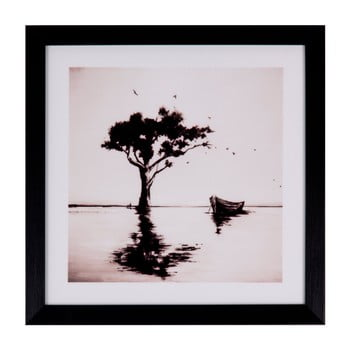 Tablou Sømcasa Trees, 30 x 30 cm