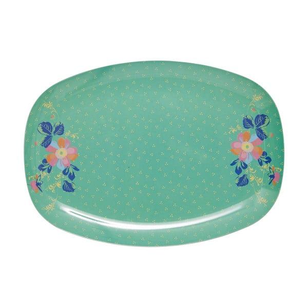 Servírovací talíř Green Dot