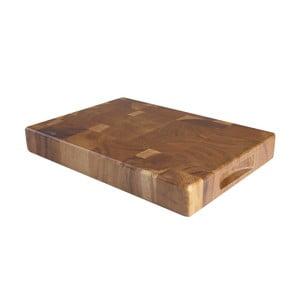 Tocător din lemn de salcâm T&G Woodware Tuscany Medium, lungime 38 cm