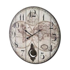 Nástěnné hodiny Global, 58 cm