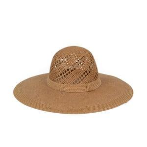 Hnědý klobouk Art of Polo Ginger