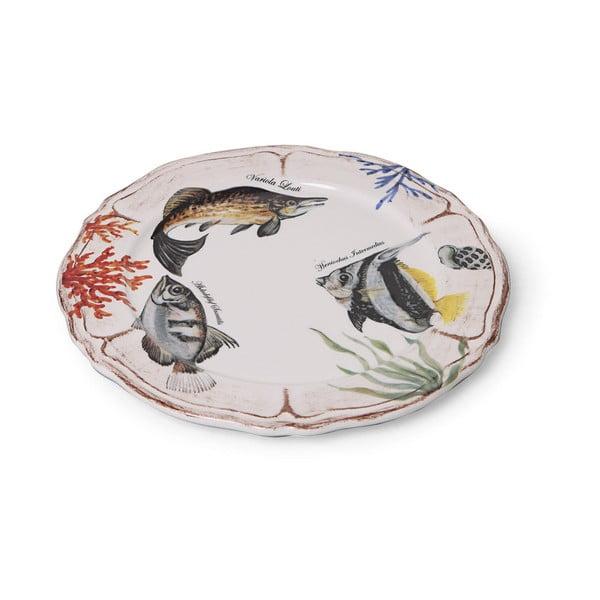 Set dezertních talířků Fade Mediterraneo, 6ks