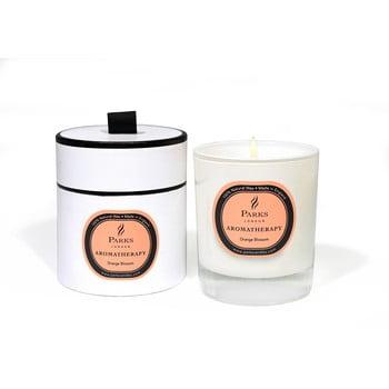 Lumânare parfumată Parks Candles London Aromatherapy, aromă de portocal, durată ardere 45 ore imagine
