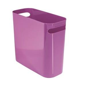 Úložný koš Una Purple, 27x12 cm