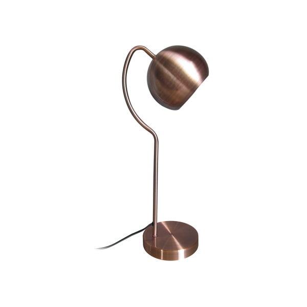 Stolní lampa Shabby Copper