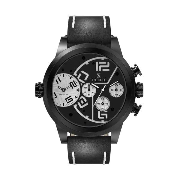 Pánské hodinky Chip 1958, Black/Black
