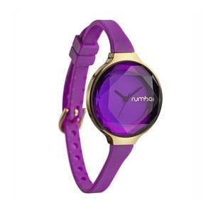 Dámské fialové hodinky Rumbatime Orchard Gem Amethyst