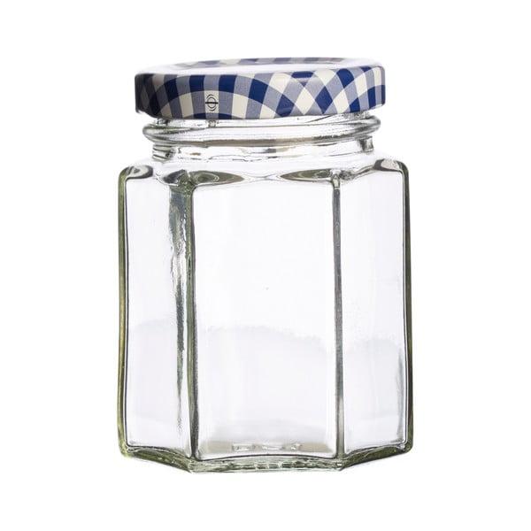 Hranatá zavařovací sklenice Kilner, 110 ml
