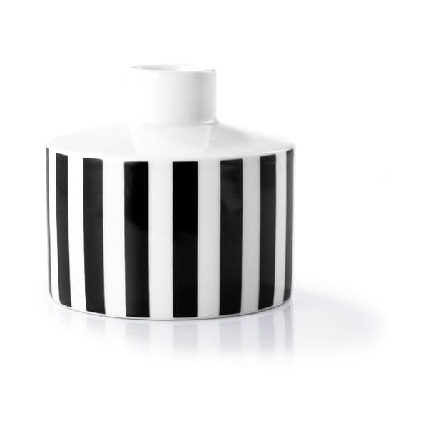 Porcelánová váza B&W, 9 cm