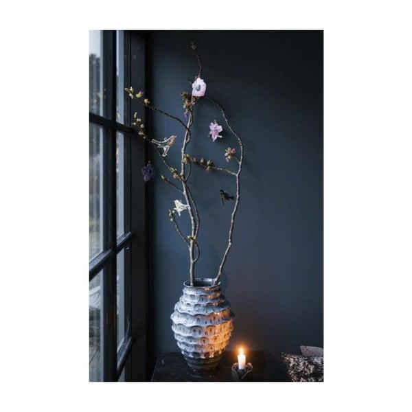Kovová dekorace ve tvaru květiny A Simple Mess Oletta