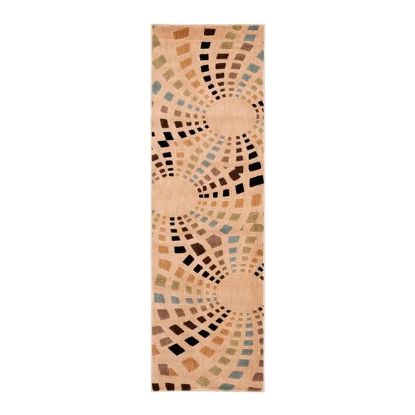 Covor Nourtex Modesto Mondrian Panase Lungo, 229 x 69 cm
