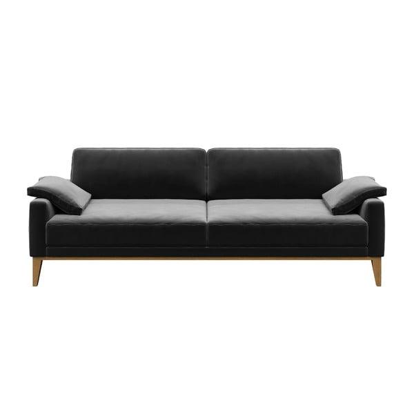 Musso háromszemélyes szürke kanapé - MESONICA