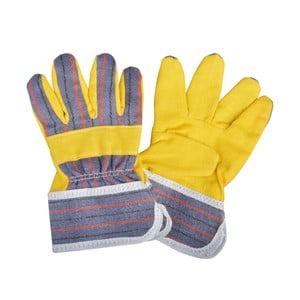 Dětské žluté zahradní rukavice Esschert Design