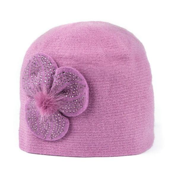 Čepice Elegant Pink
