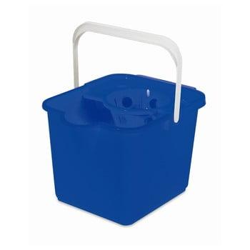 Găleată pentru mop Addis Pail & Wringer, albastru imagine
