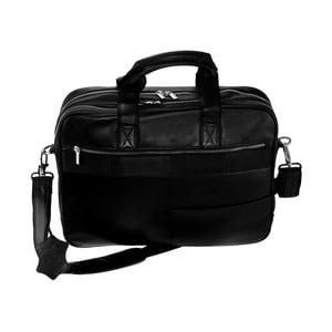 Kožená taška přes rameno Continuum