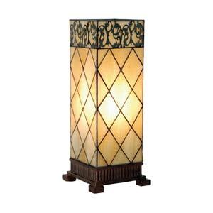 Tiffany stolní lampa Filigree