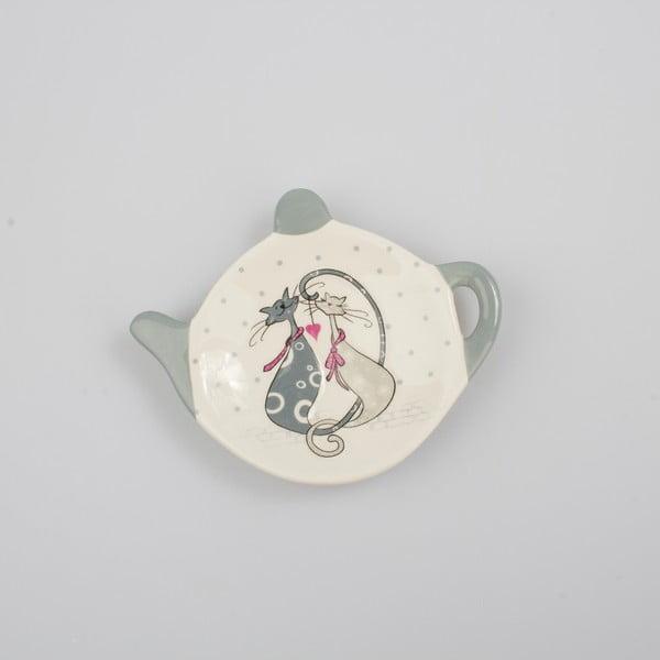 Suport din ceramică pentru oale Dakls Cats