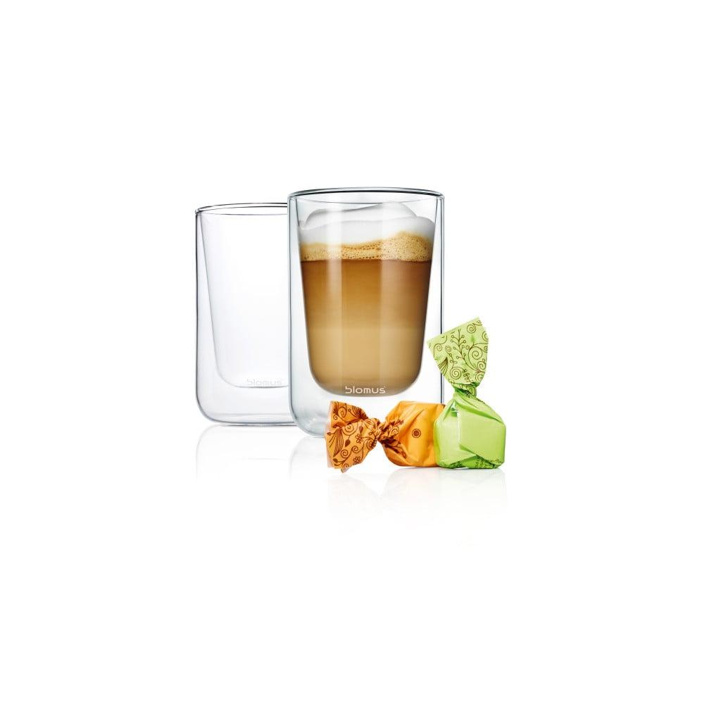 Sada 2 skleniček Blomus Cappuccino, 250ml