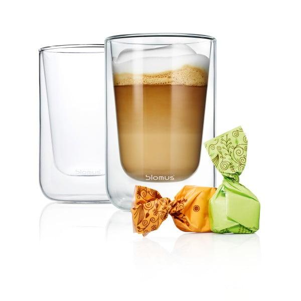 Set skleniček Blomus Cappuccino, 2 ks