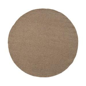 Vlněný koberec Asko Grey, 90 cm