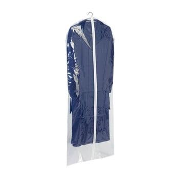 Husă transparentă haine Wenko Transparent, 150 x 60 cm