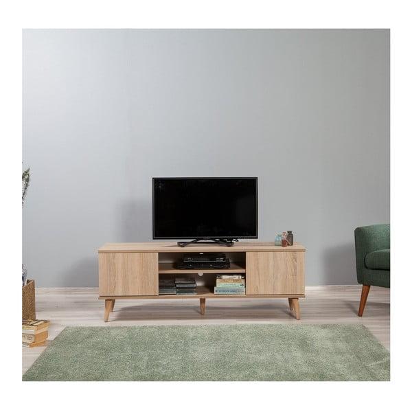 Dřevěný TV stolek Fokas Clasic