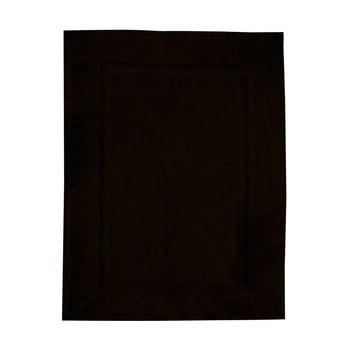 Covor baie din bumbac Wenko, 50x70cm, negru