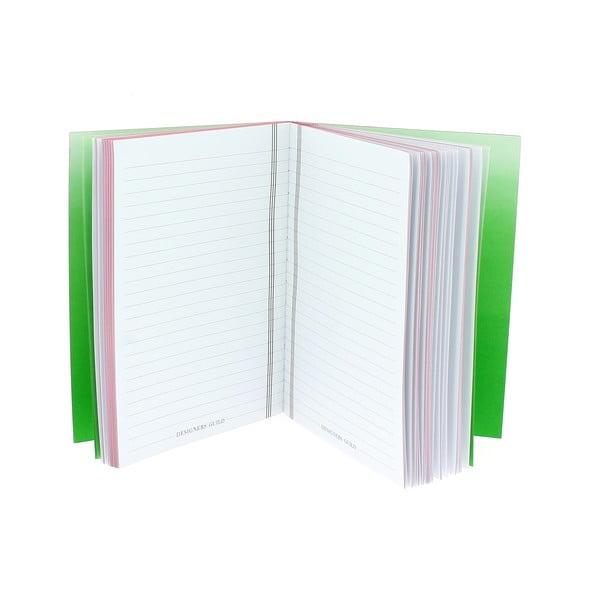 Zápisník Blueprint Collections Designers Guild A5