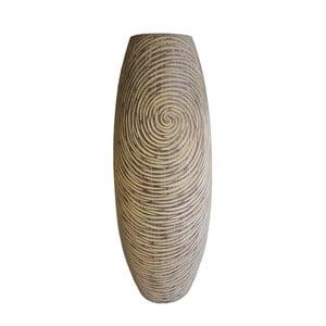 Váza Stardeco Shell, 45 cm