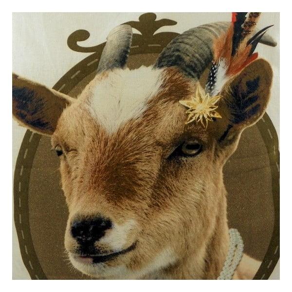 Polštář Alm Goat 50x50 cm