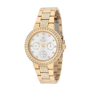 Dámské hodinky zlaté barvy z nerezové oceli Bigotti Milano Cindy