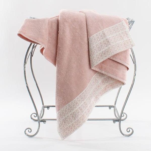 Osuška Pink, 90x150 cm