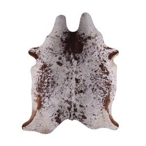 Pravá hovězí kůže Waldis, 195x172cm
