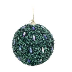 Sada 4 vánočních ozdob InArt Christmas, průměr8cm