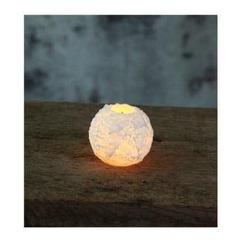 Lumânare cu LED Best Season Snowta, înălțime 6,5 cm imagine