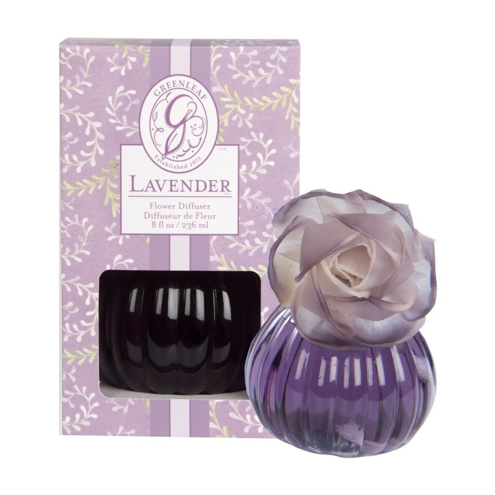 Difuzér s vůní Greenleaf Flower Lavender 236 ml