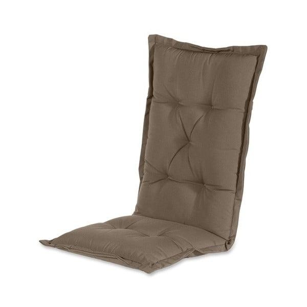Saltea scaun grădină Hartman Havana, 123 x 50 cm, maro
