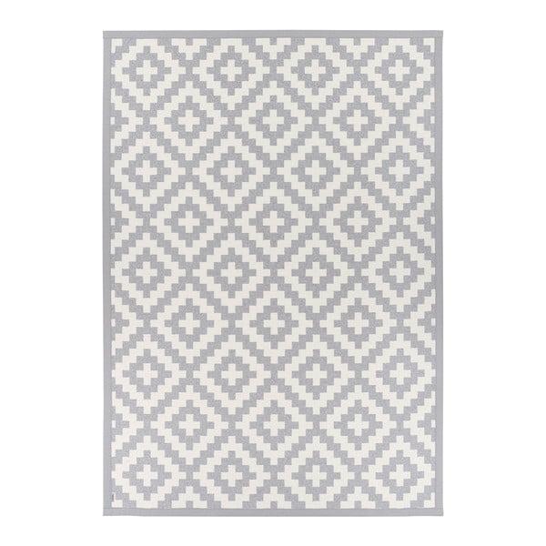 Viki Silver világos szürke kétoldalas szőnyeg, 200 x 300 cm - Narma