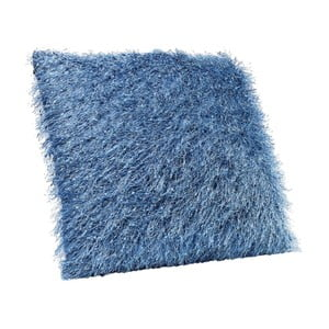 Modrý polštář Kare Design Kelim, 45 x 45 cm